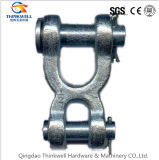 Galvanized Forging Carbon Steel X Type Double Clevis Link