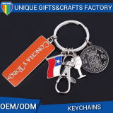 Beautiful Colorful Chile Souvenir Gift Key Ring