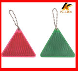 Safety Cat Eye Reflector Assessory for Bags, Plastic Reflector Kw114