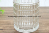Glass Craft Crystal Candleholder/Glass Cup for Wedding Decoration