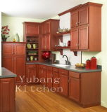New Design Wooden High Quality Standard Kitchen Cabinet #192