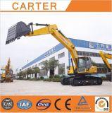 CT220-8c (22t) Multifunction Hydraulic Heavy Duty Crawler Backhoe Excavators