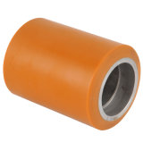 High Quality Polyurethane Roller with Cast Iron Center, Diameter70-85mm