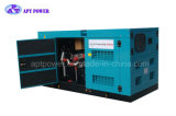 Standby 70kVA 4 Cylinde in Line Nissan Silent Diesel Generator