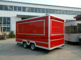 2017 Multifunction Food Cart Trailer Catering Trailers