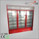 Three Glass Door Reach-in Refrigerators (LC-1200)