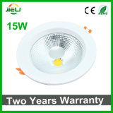 Wholesale Price 15W AC85-265V COB LED Downlight