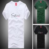 Customized Cotton Silk Screen Printing Advertising T-Shirts
