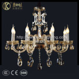 Hot Sale Decoration Crystal Chandelier Lamp (AQ20042-8)