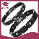 Fashion Bracelet Bangle Most Popular Magnetic Jewelry (2015 Cmb-017 Hot)