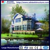 Durable Easy Assemable Modern Luxury Prefab Steel Villa