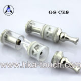 Clearomizer GS V-Core 2.0 Cartomizer, Newest Cartomizer CE9 Clearomizer with 4 Wicks