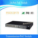 Dahua Two-Layer Network Management 24-Port Poe Switch (PFS4228-24P-370)