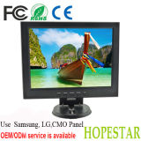 10 Inch LCD Portable Monitor with HDMI Speaker Input