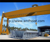 16t European Type Double Girder Crane for Material Handling
