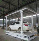 China Hydraulic Vertical Scissor Lift Auto Lift(SJG)