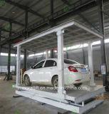China Hydraulic Vertical Scissor Lift Auto Lift(SJG)