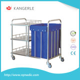 S. S. Nursing Care Trolley/Hospital Trolley/Medical Trolley