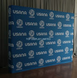 Pop up Trade Show Display with Custom Graphics and Spotlights / Equipment Display Exhibition Display