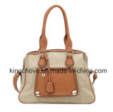 Best Selling and Good Quality PU Ladies Handbag (KCH198)