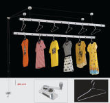 Rise and Fall Clothes Drying Rack, Folding Drying Rack (JBS610)
