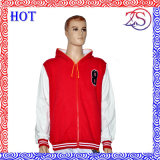 Custom Made Sportswear Men′s Fleece Hoody Pocket Jacket