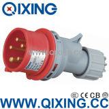 Qixing European Standard Male Industrial Plug (QX-3)