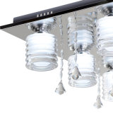 LED Factory Crystal Modern Ceiling Lamp (GX-2205-9)