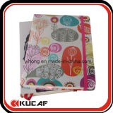 Custom Made Colorful Notebook with Elastic Strip