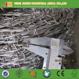 Iowa Hot-Dipped Galvanized Barbed Wire Coil Made in China