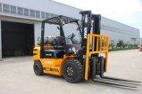 3.5 Ton Gasoline Forklift with Nissan K25 Engine
