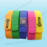 Wrist Band Logo USB Flash Drive