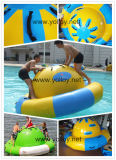 Inflatable Saturn Rocker as Water Park Toy