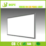 Flat Panel Light 110lm/W with Silver Frame 40W 60W 2X4 Ce TUV Dlc LED Ceiling Panel Light