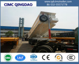 Cimc 60-80 Tons Side Tipper Trailer for Sale Truck Chassis