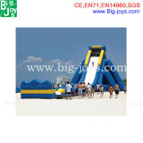 Cheap Commercial Grade Giant Inflatable Water Slide for Adult, Largest Inflatable Water Slide, Hippo Slide, Hippo Inflatable Water Slide for Sale