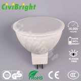 China Plastic MR16 Holder 5W LED Spotlight