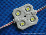 IP65 4LEDs 5050 SMD Waterproof LED Module with Lens
