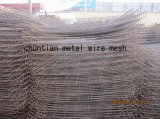 Welded Wire Mesh in Bend End