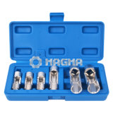 "6PCS 3/8"" & 1/2"" Slotted Special Socket Set (MG50711)"