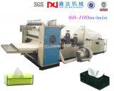 Automatic Color Print Tissue Facial Paper Machine Factory