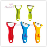 Kitchen Tools Colorful 13.5*7.5 Cm Stainless Steel Fruit/Vegetable Peeler