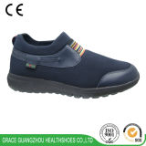 Grace Health Shoes Men′s Stretchable Fabric Casual Shoes