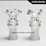 Glass Female Bowls for Pipes Smoking Bowl Screen Shisha Thick Smoking Water Pipe Hookah Hand Blown Heady Tobacco