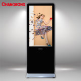 43 Inch Ls1000A Totem Upstand Signage LCD Display Media Player