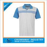 Golf Boy′s Junior in Digital Polo Shirt with High Quality