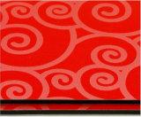 3mm Thickness Transfer Film Aluminum Composite Panel Use Interior Decoration