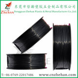 Black Color ABS/HIPS Filaments Super Quality