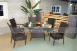 Mtc-027 Patio Rattan Furniture Wicker Table Dining Set