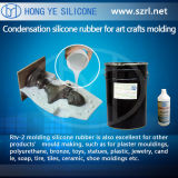 High Reproduction RTV-2 Silicone for Mold Making (HY-6)